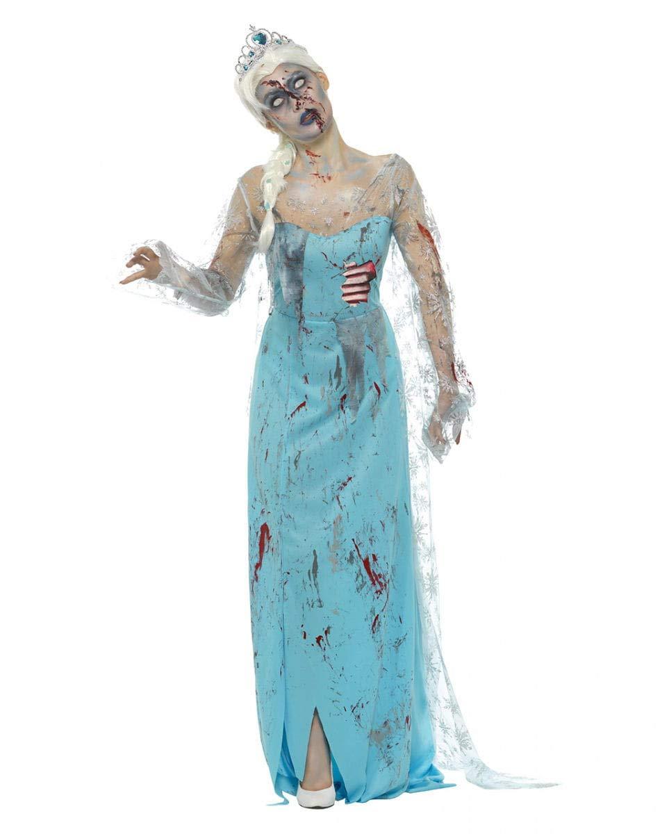 Horror-Shop Disfraz de Zombie Frozen XS: Amazon.es: Juguetes y juegos