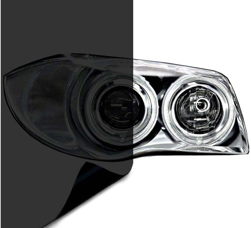 17.9 x 60 Air-tint headlight taillight tint Extra large roll 2020 Edition Clear Bio HEX
