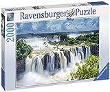 Ravensburger Cascata Dell'Iguazù Brasile, Puzzle Foto e Paesaggi con Tecnologia Softclick, per Adulti, 1000 Pezzi