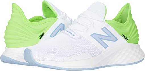 White/Lime Glow/Frost