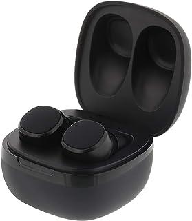 Streetz stereo bluetooth-hörlurar, trådlösa In Ear Earbuds med premium ljudprofil, särskilt liten och lätt, IPX6 vattensky...
