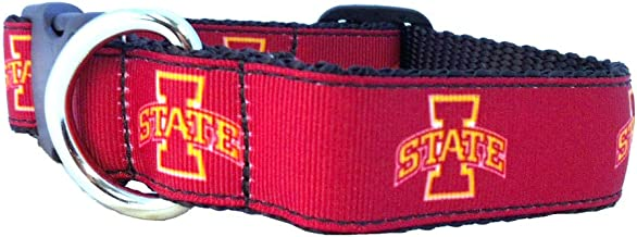 product image for NCAA Iowa State Cyclones Dog Collar (Team Color, Small)
