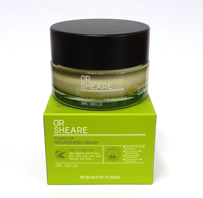 高潔なエンディング自明[BELOVE] ORSHEAREターンアップ栄養クリーム50ml /バランス、保湿、活性化、栄養 / 韓国化粧品 / Korean Cosmetics [並行輸入品]