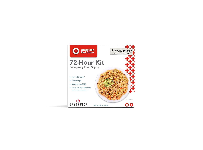 American Red Cross 72 Hour Emergency Food Kit, 72 Hour Kit