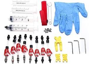 VGEBY Professionale Kit di spurgo per Freno a Disco Idraulico della Bicicletta