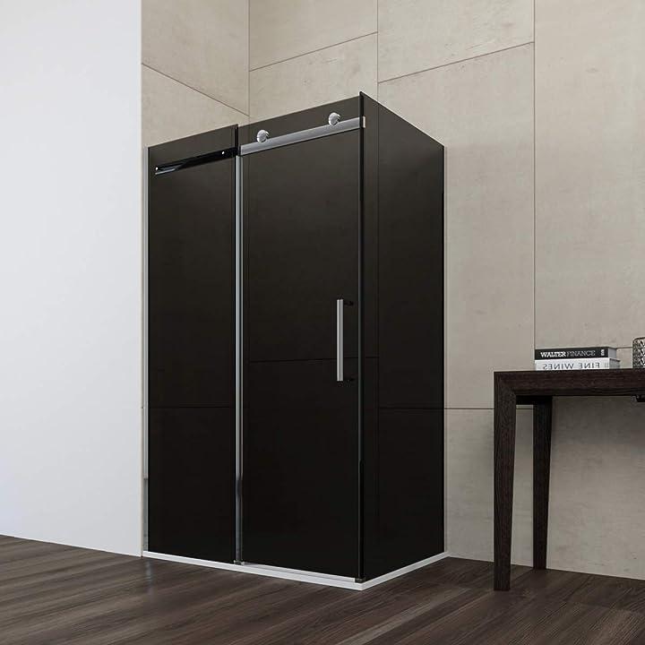 Box doccia cabina lusso  (80 x 140 cm) B08PNMLJ7P