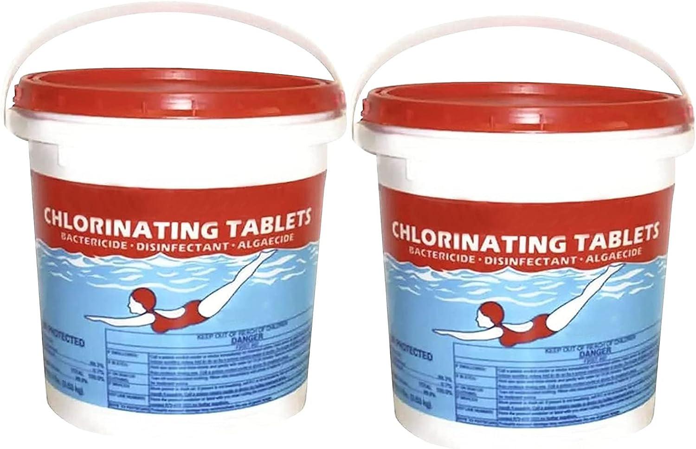 2021 Dalang New 300g Chlorinating Tablets Deluxe 300Pcs Swimming Chlor Pool