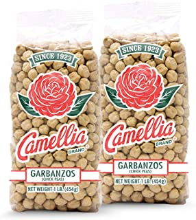 Sponsored Ad - Camellia Brand Dry Garbanzo Beans (Chickpeas), 1 Pound (Pack of 2)