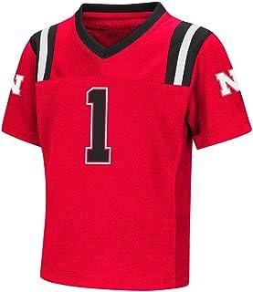 6137d7a9263 Toddler Nebraska Cornhuskers Football Jersey