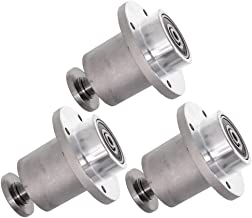 8TEN Deck Spindle Assembly for Bad Boy 42 48 and 54 Inch Deck MZ Magnum Zero Turn Mower 037-2050-00 037-2000-00 3 Pack
