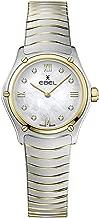 Ebel Women's Sport Classic Diamond 24mm Two Tone Steel Bracelet Steel Case Swiss Quartz Watch 1216442A