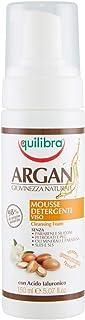 Equilibra Argan Mousse Detergente Viso
