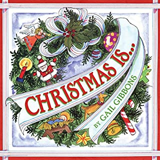 Christmas Is... audiobook cover art