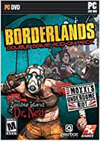 Borderlands Double Game Add-On Pack The Zombie Island of Dr. Ned and Mad Moxxi's Underdome Riot (輸入版)
