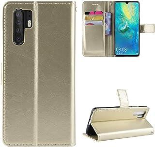 LODROC Lederen Portemonnee Case voor Huawei P30 Pro, [Kickstand Feature] Luxe PU Lederen Portemonnee Case Flip Folio Cover...