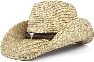 Sun Hat for men and women Unisex Paper Cowboy Hats Wide Brim Sun Protection Cap Men Women Beach Sunhat Sunshade Cap Jazz Straw Hat Sombrero Panama Hat