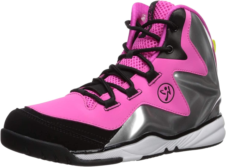 Zumba Women's Energy Boom High Top Workout Sneakers Dance shoes
