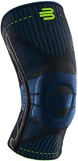 پشتیبانی از زانو اسپرت Bauerfeind - برانکارد زانو فشرده سازی تنفس برای ورزشکاران - فشرده سازی درجه پزشکی - سبک ، وزنی مرطوب ، پارچه نخی بافتنی قابل تنفس و قابل شستشو