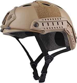 EMERSONGEAR PJ Type Fast Helmet Tactical Protective Helmet for Airsoft Paintball Hunting Cycling Motorcycle