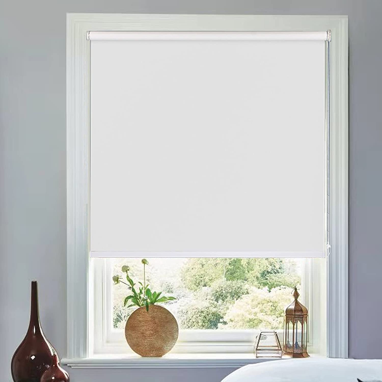 WEHEME Blackout Blinds Roller Window Shades for Ins Thermal Trust Home 2021 spring and summer new