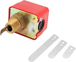 Caudalímetro, SPDT R4 15 A 250 V HFS de 20, rosca Remo Control de flujo de tipo Interruptor, control automático para líquido Agua Aceite