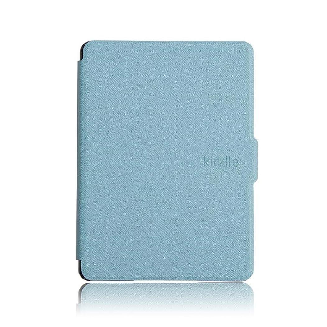 Kindle Case Folio Premium Pu Leather Smart Cover for Amazon All-New Kindle E-Reader Display 2016 Release 8Th Generation (Auto Wake/Sleep)