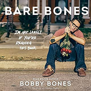 Bare Bones audiobook cover art