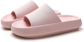 Shower Slippers Soft Bath Slippers Non-Slip Sandal Indoor & Outdoor Summer Slippers for Women and Men