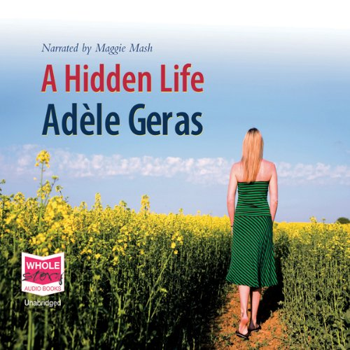 A Hidden Life audiobook cover art