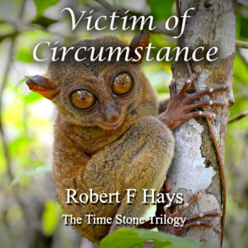 Victim of Circumstance audiobook cover art