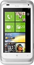 HTC Radar C110E Unlocked GSM Phone - White/Silver