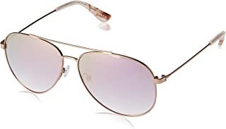 Sass & Bide Women's Prana Rays SAS1809828 Aviator Sunglasses,Rose,58 mm