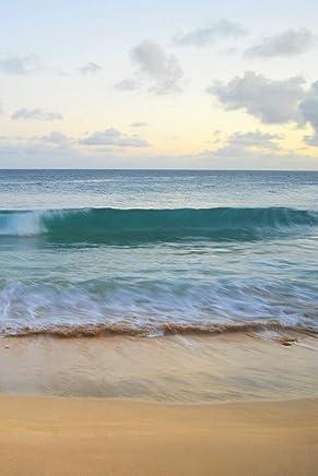 Journal | Beach | Hawaii | Kauai | Full Image | 150 Lined Sheets