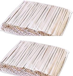 Solo Birch Wood Stirrers coffee stir sticks C-10C, 7-Inch (2000 Count)