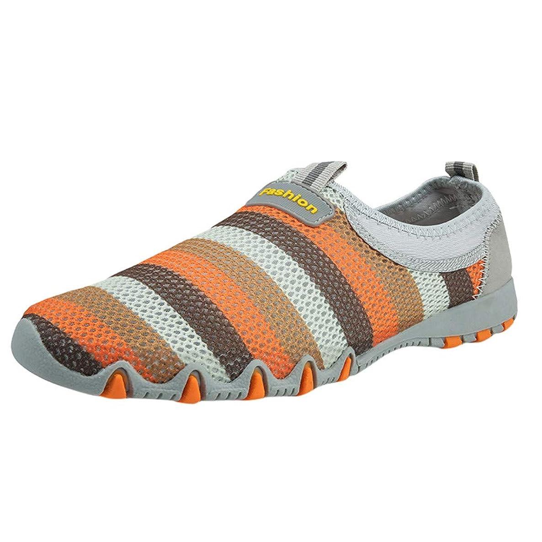Goddessvan Women's Fashion Casual Canvas Round Toe Loafers Flats Elastic Band Single Shoes