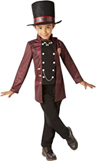 (M) - Rubie's Official Willy Wonka Charlie and The Chocolate Factory Costume Child Medium M