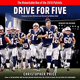 Drive for Five cover art
