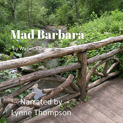 Mad Barbara audiobook cover art