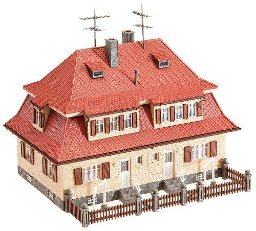 Faller - F130464 - Modélisme - Maison Jumelle Lotissement