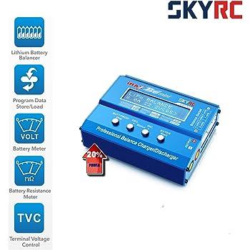 ORIGINAL SkyRC iMax B6 Super Multi Charger Balancer for Lithium (Li-po,), Ni-cd, Ni-mh, and Pb Battery