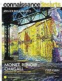 Connaissance des Arts, Hors-série - Monet, Renoir... Chagall : Voyages en Méditerranée
