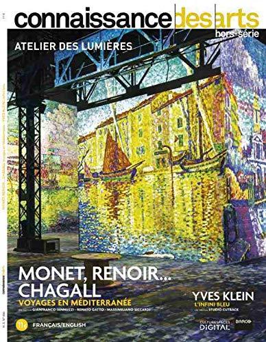 Connaissance des Arts, Hors-série : Monet, Renoir... Chagall : Voyages en Méditerranée