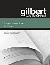 Gilbert Law Summaries on Constitutional Law, 31st