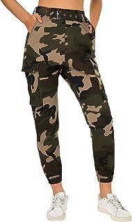 Amazon Es Pantalones Militares Mujer