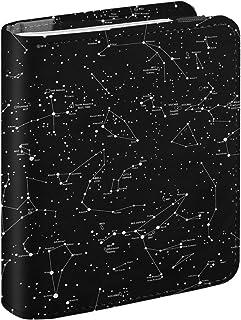Fintie Álbum de Fotos para Fujifilm Instax - 104 Fotos Álbum de Fotografías de Cuero Sintético para Película de 3 Pulgadas para Mini 11 Mini 9 Mini 8+ Mini 8 Mini 90 Mini 70 Constelación