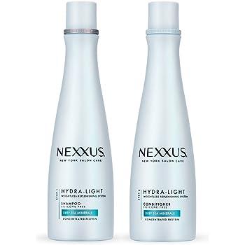 Nexxus Hydralight Weightless Moisture, 13.5 Ounce, Set of Shampoo and Conditioner