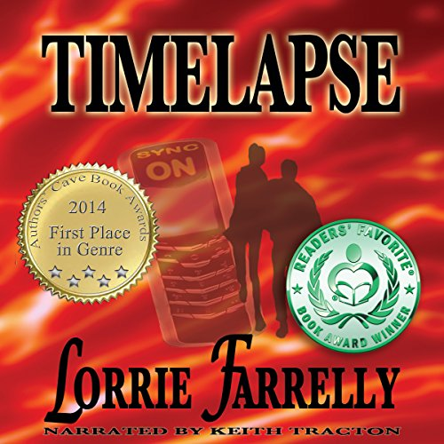 Timelapse audiobook cover art