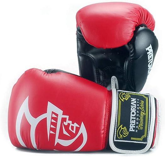 UICICI Gants de Boxe Difficiles à Glisser épais Coussin de Boxe Gym Boxe Muay Thai Taekwondo Sanda MMA MMA