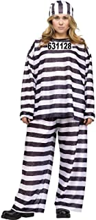 Fun World Jailhouse Honey Plus Size Costume