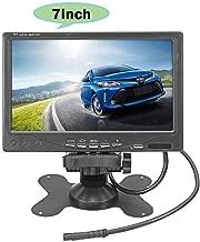 Vehicle On-Dash Backup Monitor, 7